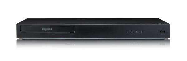 LGUBK80ブルーレイプレーヤーブラック[再生専用]ブラックUBK80[再生専用][UBK80]