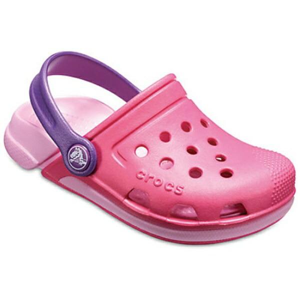 楽天ビック クロックス Crocs 19.5cm 子供用 サン