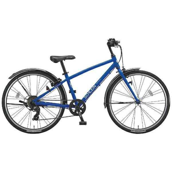 ブリヂストンBRIDGESTONE26型子供用自転車シュライン(F.Xグリッターブルー/7段変速)SHL67【2018年モデル】【組立商品につき返品不可】【代金引換配送不可】