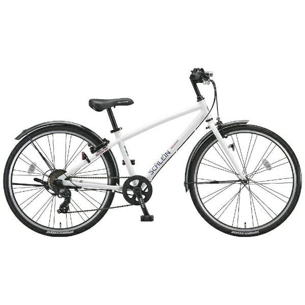 ブリヂストンBRIDGESTONE26型子供用自転車シュライン(P.Xオーロラホワイト/7段変速)SHL67【2018年モデル】【組立商品につき返品不可】【代金引換配送不可】