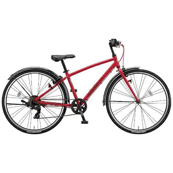ブリヂストンBRIDGESTONE26型子供用自転車シュライン(F.Xピュアレッド/7段変速)SHL67【2018年モデル】【組立商品につき返品不可】【代金引換配送不可】