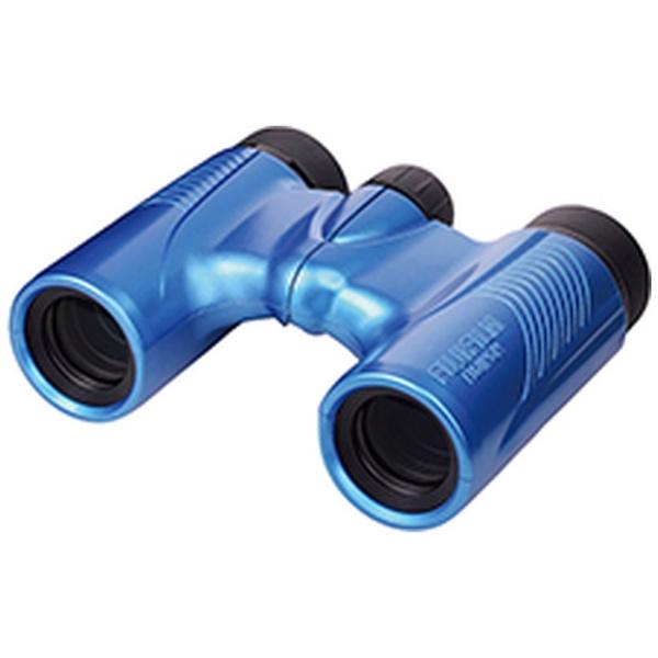 フジノンFUJINON8倍双眼鏡「KFコンパクト」(ブルー)8×21H[8倍][KF8X21HBLU]