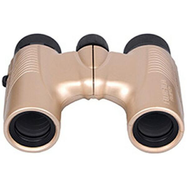 フジノンFUJINON8倍双眼鏡「KFコンパクト」(ゴールド)8×21H[8倍][KF8X21HGLD]