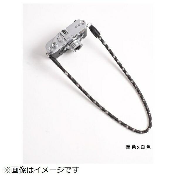 cam-inカムインカメラストラップDCS005204黒/白[DCS005204]