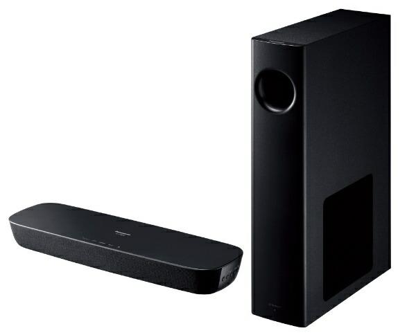 パナソニックPanasonicホームシアターブラックSC-HTB250-K[2.1ch/Bluetooth対応][SCHTB250K]