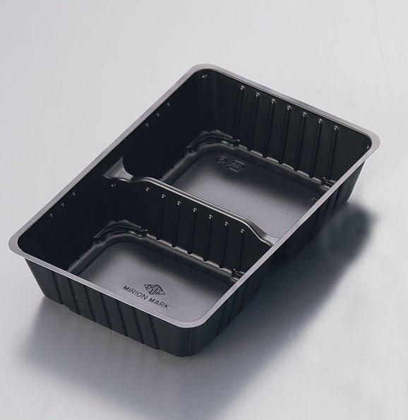 タカギ産業TAKAGIINDUSTRIALアジロ弁当中仕切り(50入)I黒<XAZ5101>[XAZ5101]