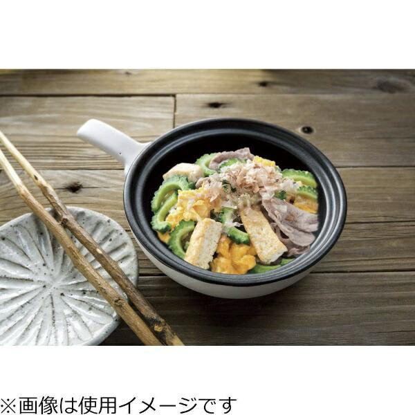 イシガキ産業ISHIGAKIチョコット耐熱ココット片手14cmホワイト<RTI7603>[RTI7603]