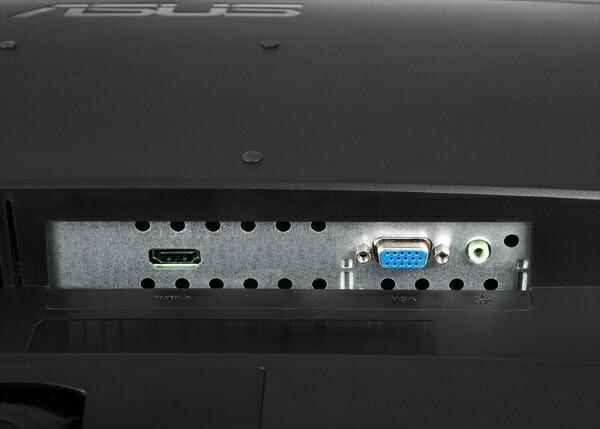 ASUSエイスースゲーミングモニターVP228シリーズブラックVP228HE[21.5型/ワイド/フルHD(1920×1080)][21.5インチ液晶モニターVP228HE]