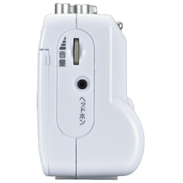 オーム電機OHMELECTRICRCS-331ZポータブルカセットレコーダーAudioComm[ワイドFM対応][RCS331Z]