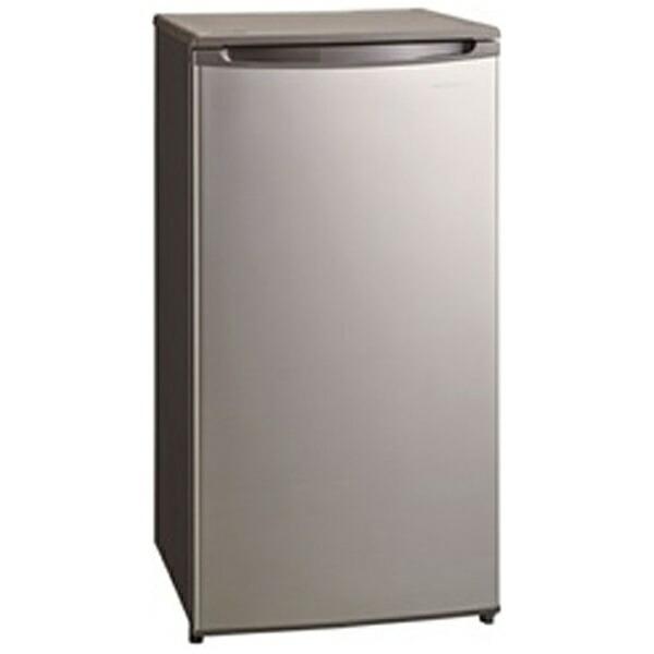 三ツ星貿易MitsuboshiBoeki《基本設置料金セット》SKM85F冷凍庫グレー[1ドア/右開きタイプ/85L][冷凍庫小型SKM85F]