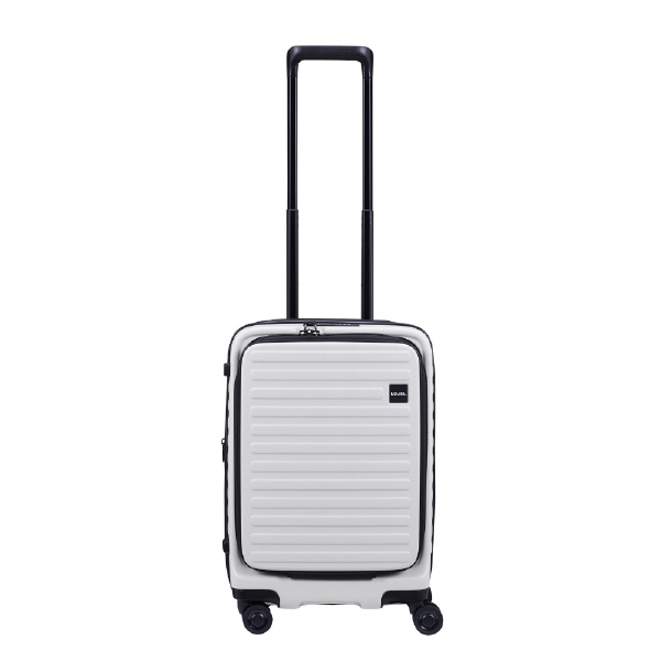 LOJELロジェールスーツケースCUBO(キューボ)-NSサイズCUBO-N-SWHホワイト
