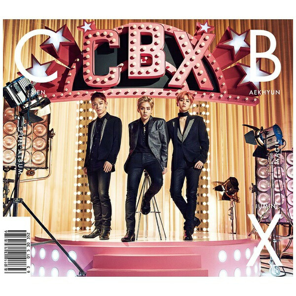 エイベックス・エンタテインメントAvexEntertainmentEXO-CBX/MAGIC初回盤(Blu-rayDisc付)【CD】【代金引換配送不可】