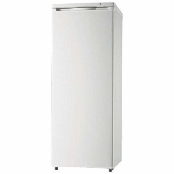 グラソン《基本設置料金セット》UFG-173W冷凍庫ホワイト[1ドア/右開きタイプ/173L][UFG173W]