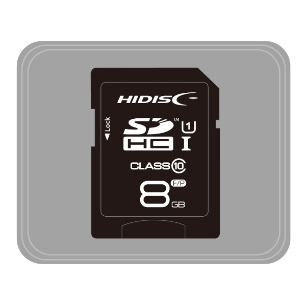 磁気研究所MagneticLaboratories【アウトレット品】SDHCカードHIDISCHDSDH8GCL10UIJP3[8GB/Class10]【数量限定品】【kk9n0d18p】