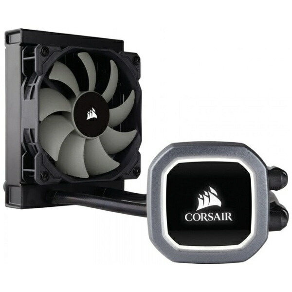 CORSAIRコルセア水冷一体型クーラーH60(2018モデル)CW-9060036-WW[CW9060036WW]