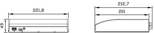 マザーツールMotherTool4chハードディスクAHDレコーダーDVR-364AHD