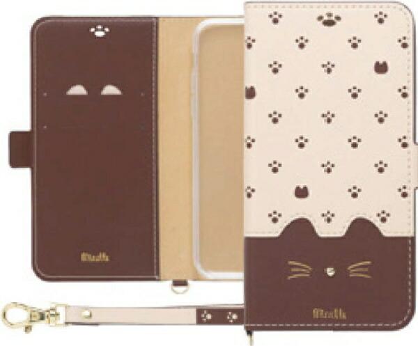 ナチュラルデザインNATURALdesigniPhone8/7/6s/6(4.7)手帳型ケースMinette