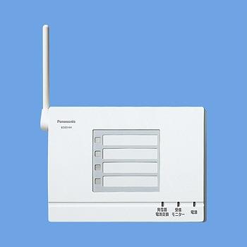 パナソニックPanasonic小電力型ワイヤレス接点出力受信器4出力用ECE5104