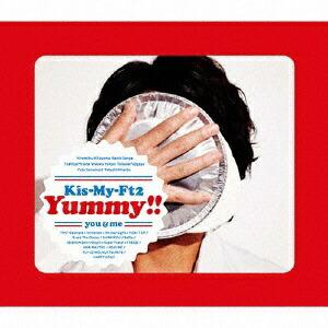 エイベックス・エンタテインメントAvexEntertainmentKis-My-Ft2/Yummy!!初回盤B【CD】