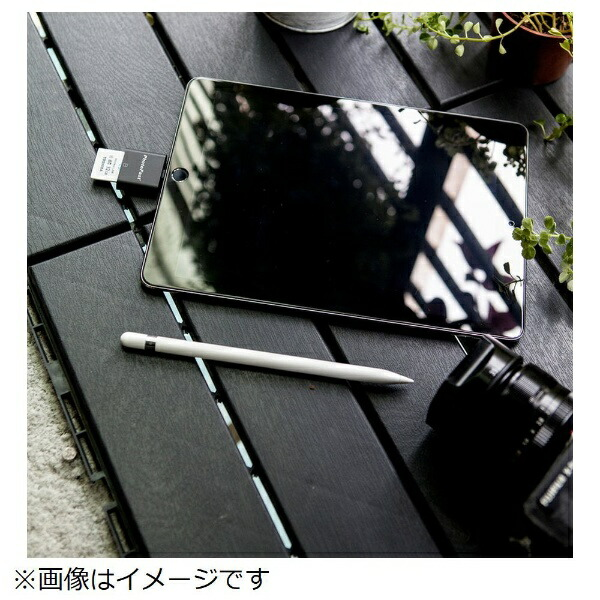 PhotoFastフォトファーストiPhone/iPad対応[Lightning]PhotoFastカードリーダーMFi認証CR-8710+ブラック