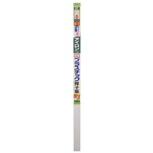 アサヒペンアイロン貼り超強プラ障子紙94cmX1.8m(無地)[AP9015060]