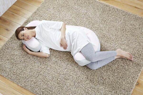 フランスベッドFRANCEBEDスリープバンテージピローネスト(128×40×13cm/ピンク)フランスベッド