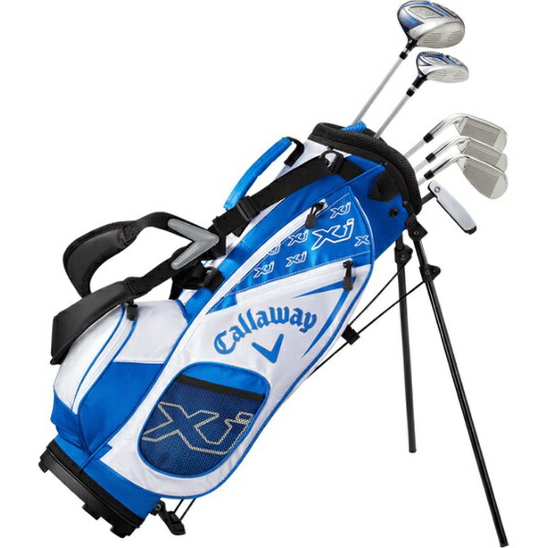 キャロウェイCallawayジュニアゴルフクラブセットXJ2ジュニアセット(6本セット/キャディバッグ付/身長:115〜135cm向け)[6PC]