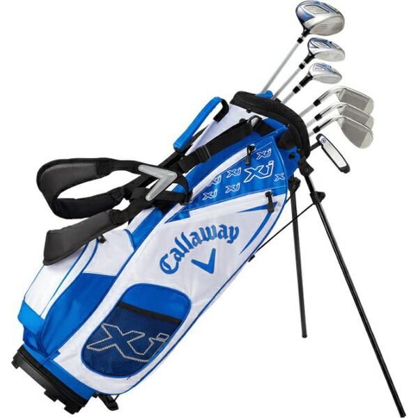 キャロウェイCallawayジュニアゴルフクラブセットXJ3ジュニアセット(7本セット/キャディバッグ付/身長:130〜150cm向け)[7PC]