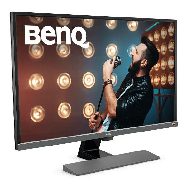 BenQベンキューモニターBenQEシリーズメタリックグレーEW3270U[31.5型/ワイド/4K(3840×2160)][31.5インチ液晶ディスプレイモニターEW3270U]