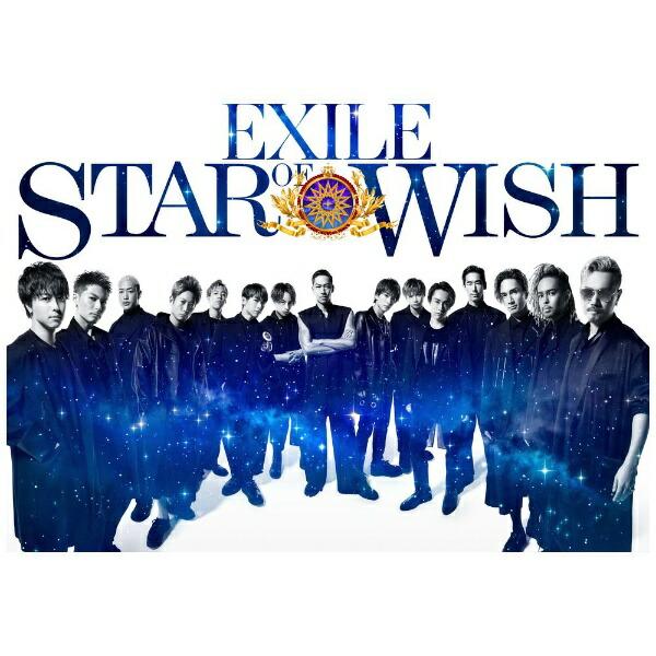 エイベックス・エンタテインメントAvexEntertainmentEXILE/STAROFWISH豪華盤(3DVD付)【CD】