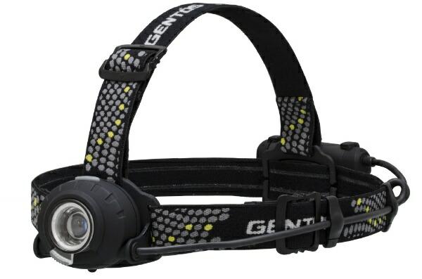 ジェントスGENTOSヘッドライトHEADWARS(ヘッドウォーズ)HW-V433D[LED/単3乾電池×3]