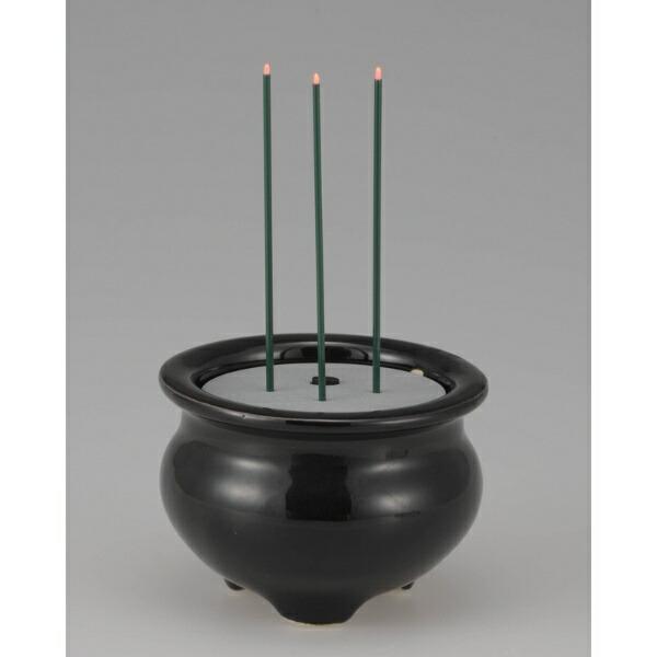 オーム電機OHMELECTRICLED電池式線香まごころの灯りLED-DCSK-1