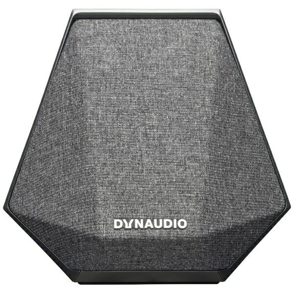 DYNAUDIOディナウディオWiFiスピーカーダークグレーMUSIC1DARKGREY[ハイレゾ対応/Bluetooth対応/Wi-Fi対応][MUSIC1DARKGREY]