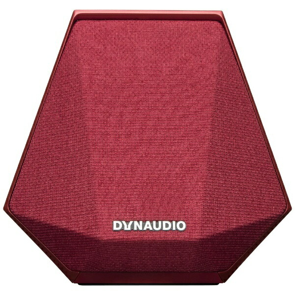 DYNAUDIOディナウディオWiFiスピーカーレッドMUSIC1RED[ハイレゾ対応/Bluetooth対応/Wi-Fi対応][MUSIC1RED]
