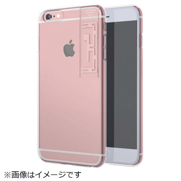 ABSOLUTETECHNOLOGYアブソルートiPhone6/6sPlusLINKASECLEARローズゴールド
