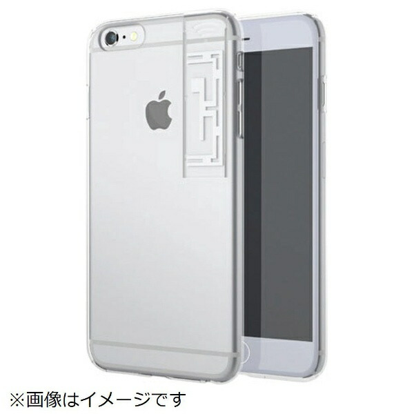 ABSOLUTETECHNOLOGYアブソルートiPhone6/6sPlusLINKASECLEARシルバー