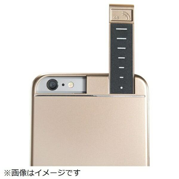 ABSOLUTETECHNOLOGYアブソルートiPhone6/6sPlusLINKASEPROシャンパンゴールド