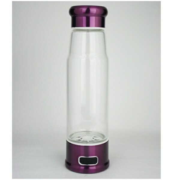 WINNウィンB1501PP水素水生成器H2plus(エイチツープラス)パープル[B1501PP]