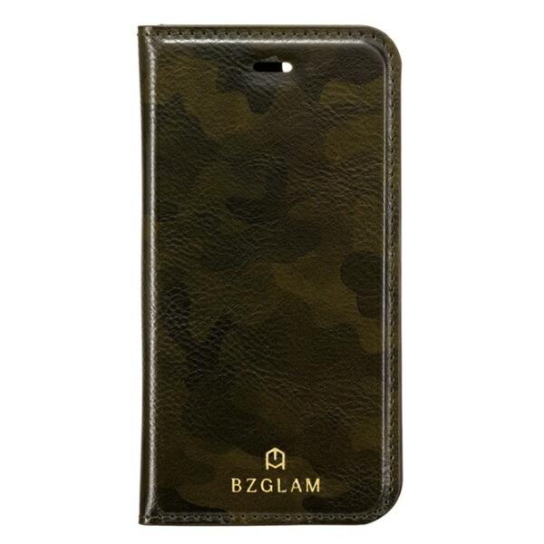 サンクレストSUNCRESTiPhone6/6s(4.7)BZGLAMカモフラージュダイアリー