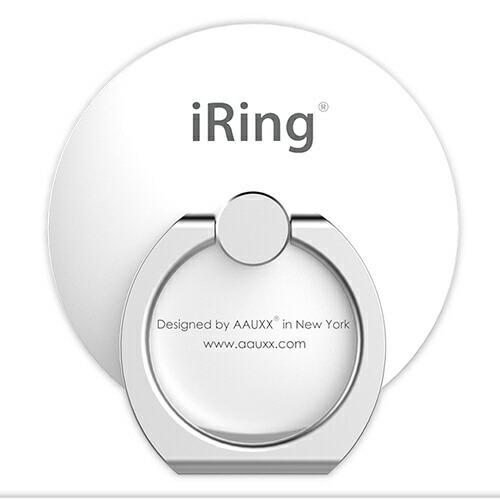 UNIQユニークUMS-IR07IMCPWiRingCircleパールホワイト