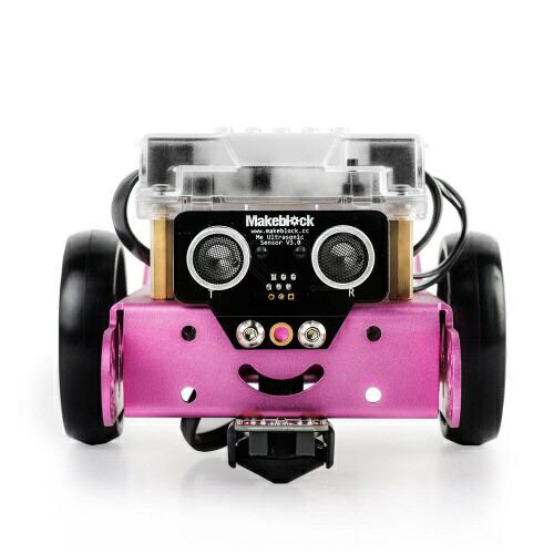 MakeblockJapanメイクブロック〔ロボットキット:iOS/Android対応〕mBotV1.1-Pink(BluetoothVersion)99095[90107]