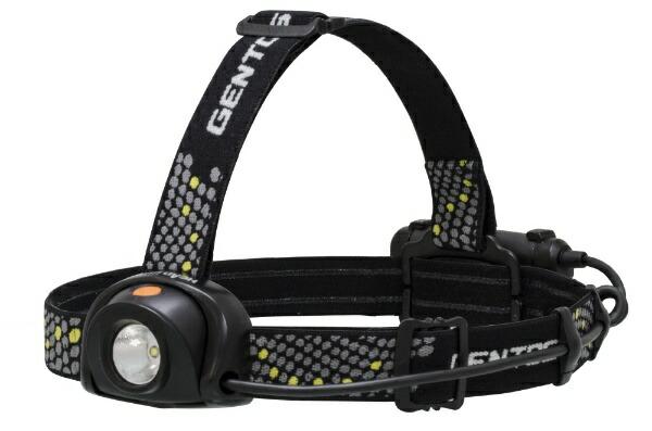 ジェントスGENTOSHW-V233DヘッドライトHEADWARS(ヘッドウォーズ)[LED/単3乾電池×3]