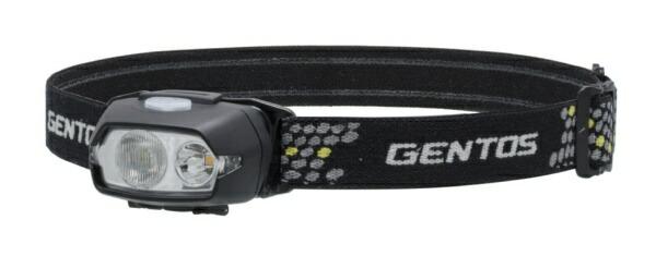 ジェントスGENTOSVA-03RヘッドライトAUVA[LED/充電式/防水]