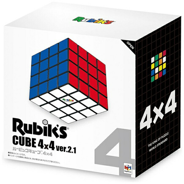 メガハウスMegaHouseルービックキューブ4×4ver.2.1