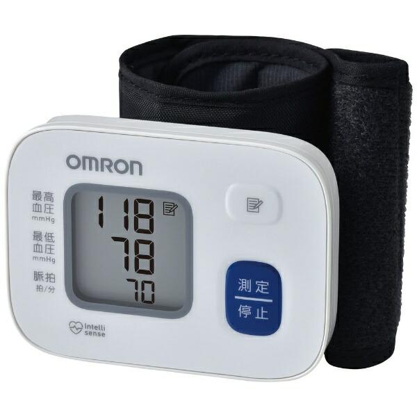 オムロンOMRONHEM-6164血圧計HEM-6160シリーズ[手首式][HEM6164]
