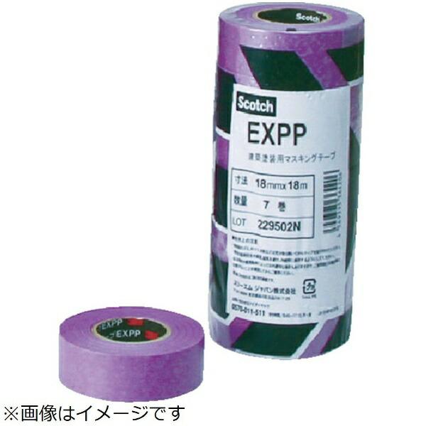 3Mジャパンスリーエムジャパン建築塗装用マスキングテープEXPP24mmX18m5巻入り