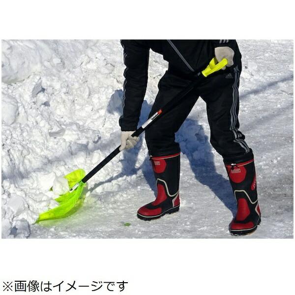 浅香工業金象ポリカ雪かき握り付124371