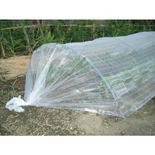 ダイオ化成DioChemicalsDio農園芸用銀糸入り防虫ネット透光率90%2.1m×20m414630