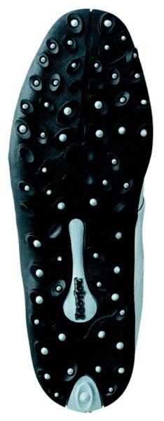 フットジョイFootJoy27.0cm/靴幅:3EメンズスパイクレスゴルフシューズEXLSpikelessBoa(Silver)#45182