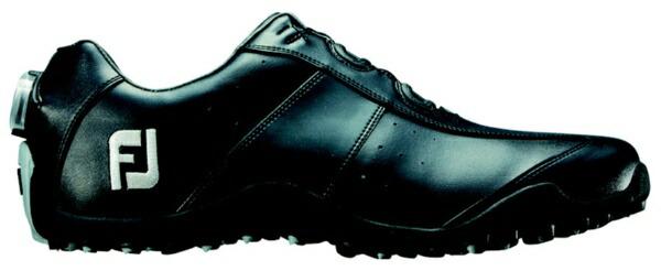 フットジョイFootJoy24.5cm/靴幅:3EメンズスパイクレスゴルフシューズEXLSpikelessBoa(Black)#45184